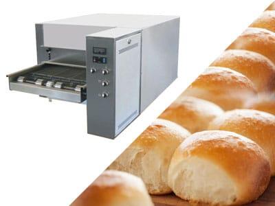 Автоматична поточна линия за печене
