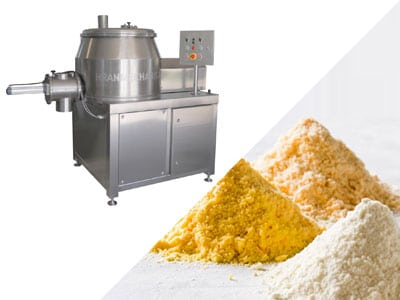 Смесител за прахообразни продукти